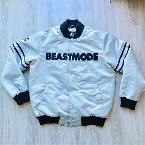 best sneakers 18733 37123 NWT Raiders Beastmode Jacket NFL NWT